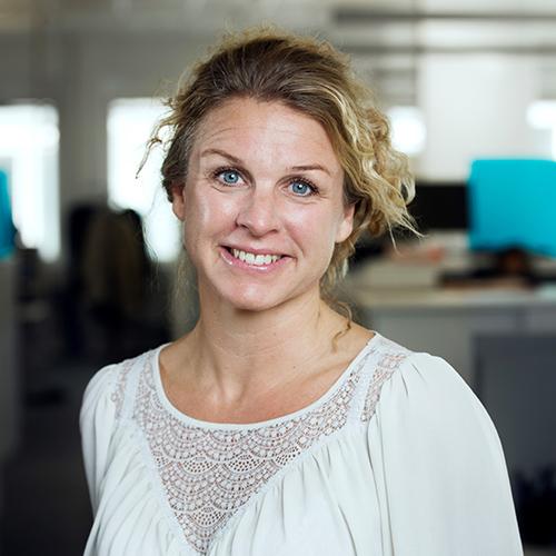 Malin Müllersdorf, marknadsansvarig Invici