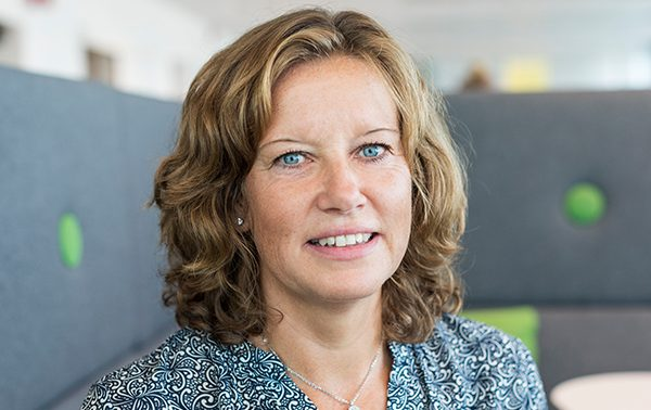 Katarina Rydell, konsultchef som just nu söker många nya ekonomikonsulter