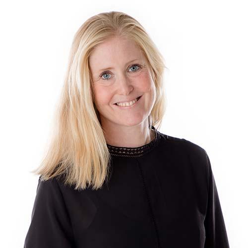 Cecilia Strååt, senior konsultchef och rekryteringskonsult