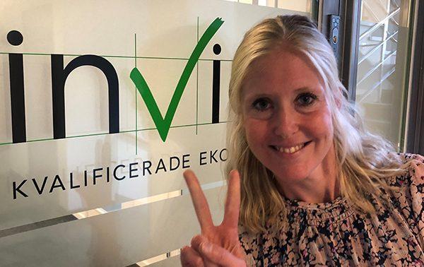 Cecilia Strååt, ny på Invici