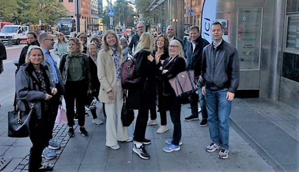 Invicis kvalificerade ekonomikonsulter går Walk of Hope