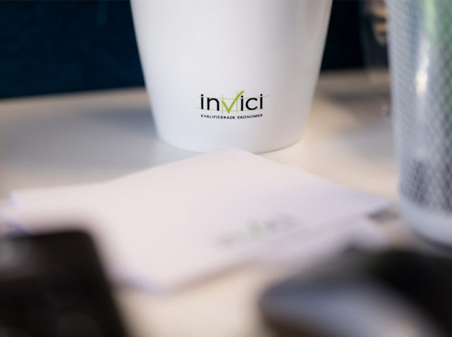 Invici - interim projektledare inom ekonomi
