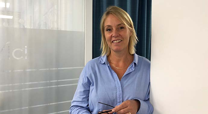 Invici - Elisabeth Khera, kundansvarig och rekryteringskonsult
