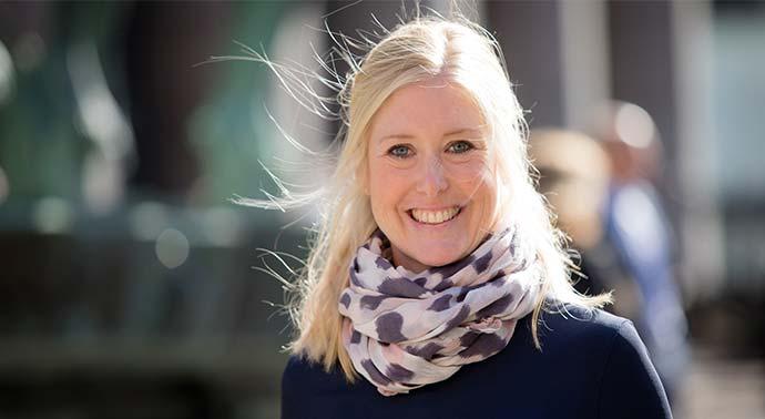 Cecilia Strååt, senior konsultchef på Invici