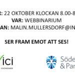Konsult - webinar - Invici - Söderberg och Partners